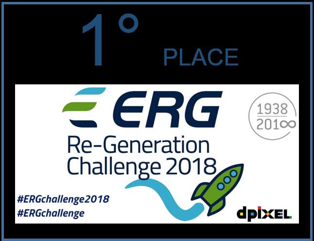 Sfida rigenerazione Erg 2018